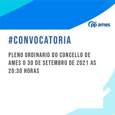 CONVOCATORIA-PLENO-ORDINARIO-30-setembro-CONCELLO-AMES